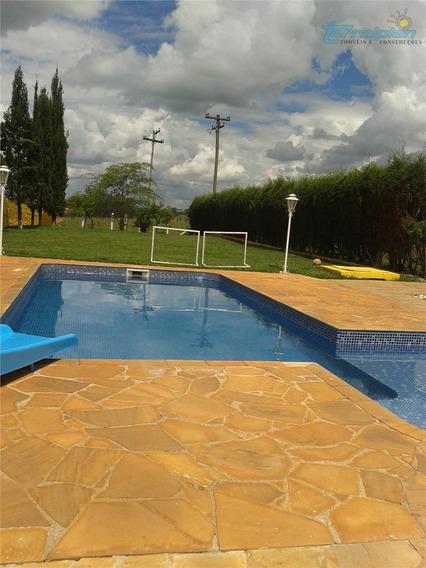 Casa Residencial À Venda, Zona Rural, Cerquilho. - Ca0715