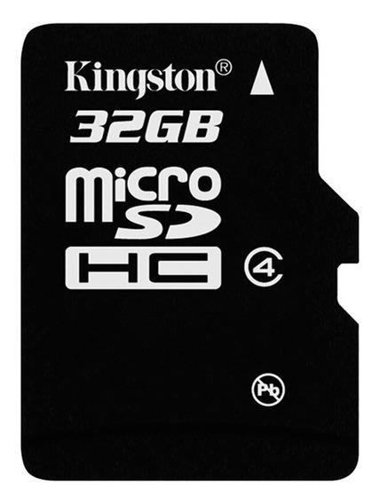Kingston Ultra 32gb Microsdhc Classe 4 Tf Cartão De Memória