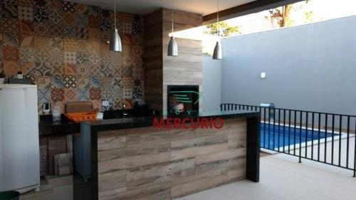 Sobrado Com 3 Dormitórios À Venda, 320 M² Por R$ 790.000,00 - Jardim Colonial - Bauru/sp - So0060