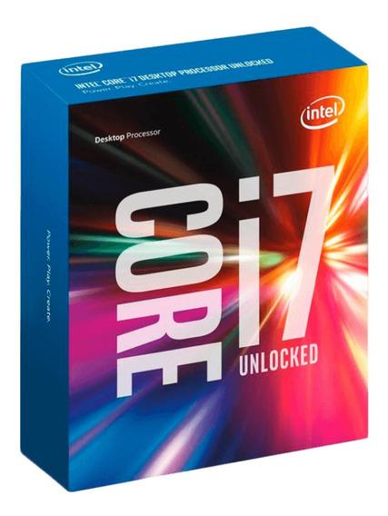 Processador Intel I7 7700k 8m De Cache, Até 4,50 Ghz