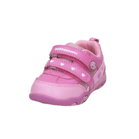 Zapatilla Corazon Fucsia Bubble Gummers