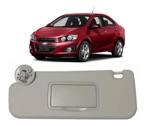 Quebra Sol Esquerdo - Chevrolet Sonic 2012 Até 2014