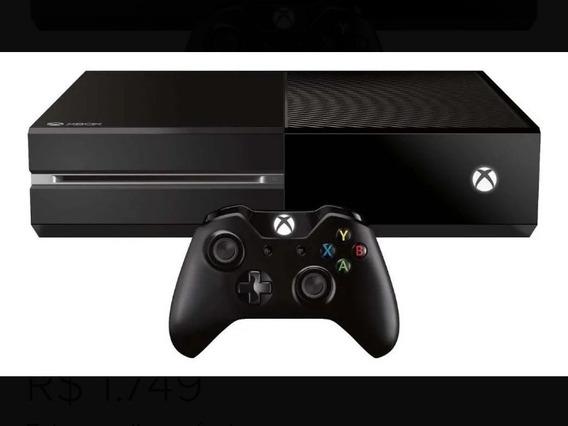 Xbox One Hd 500 2 Controles+brinde