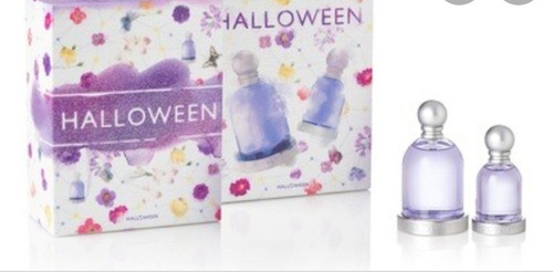 Perfume Haloween De Dama, Sellado Original Envío Gratis