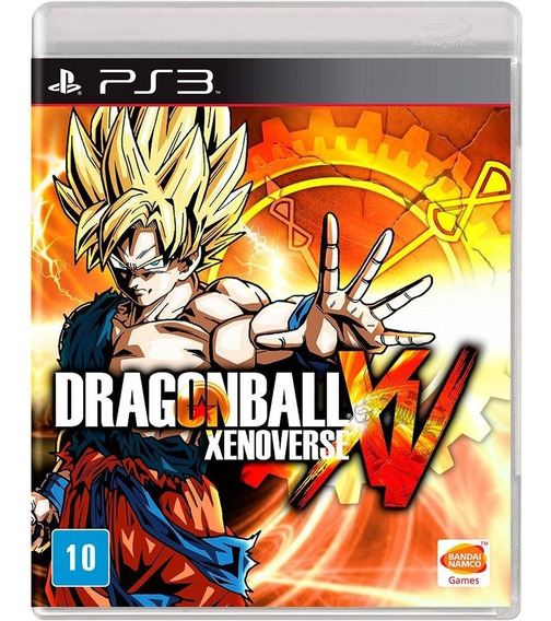 Dragon Ball Z Xenoverse Ps3 - Midia Digital