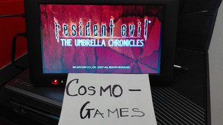 Residente Evil The Umbrella Chronicles Wii En Cosmo-games