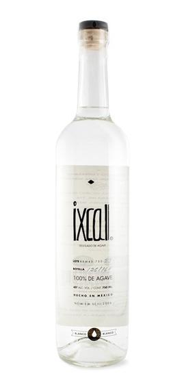Mezcal Ixcall Blanco Joven - 750 Ml