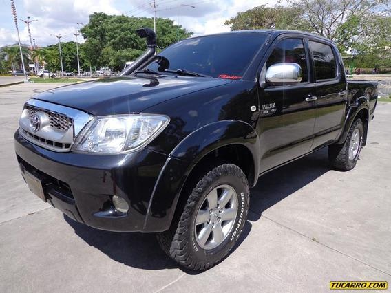 Toyota Hilux Automático 4x4
