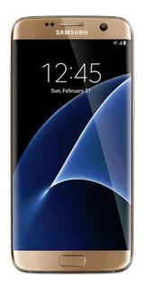 Samsung Galaxy S7 Edge 32 GB Dourado-platina 4 GB RAM