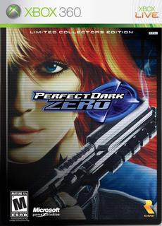 Juego De Xbox 360 Original Perfect Dark Zero Para Xbox 360