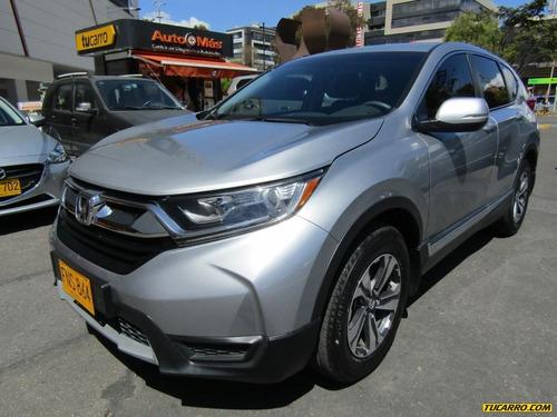 Honda Cr-v 2.4l 5dr 2wd Lx Americana