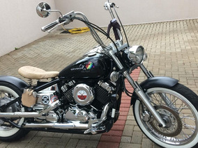 Drag Star 650 Custom