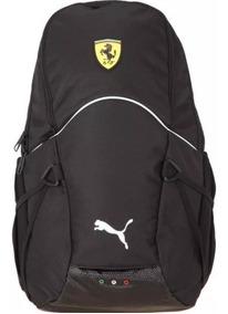 Mochila Scuderia Ferrari Puma Preta Original