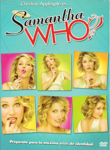 Samantha Who ? Primera Temporada 1 Serie Dvd