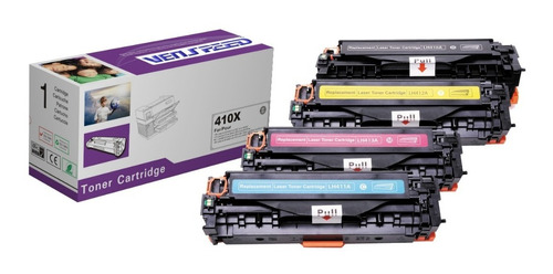 Toner Hp Ce410a Ce411a Ce412a Ce 413a 305a Compatible 400