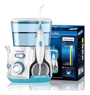 Waterpulse Irrigador Duchador Bucal Dental 5 Picos + 10 Niveles De Presión + 1200 Pulsaciones Por Minuto Familiar