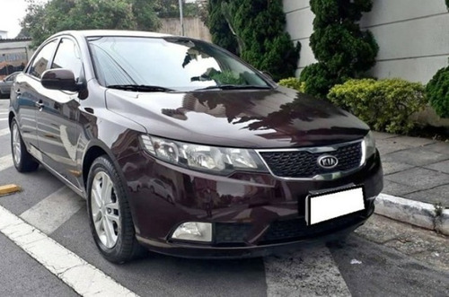 Kia Cerato 2012 1.6 Ex 4p