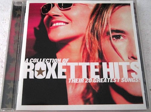A Collection Of Hits - Roxette (cd)