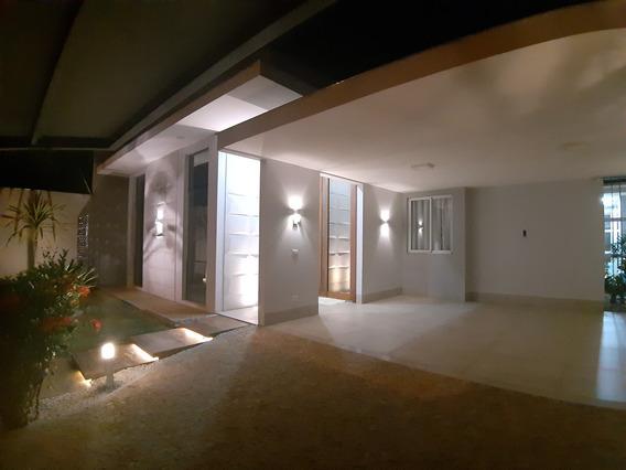 Casa Padrão Em Ibiporã - Pr - Ca1049_arbo