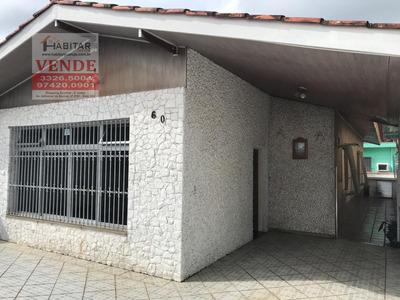 Casa A Venda No Bairro Vila Santo Antônio Em Guarujá - Sp. - 1749-1