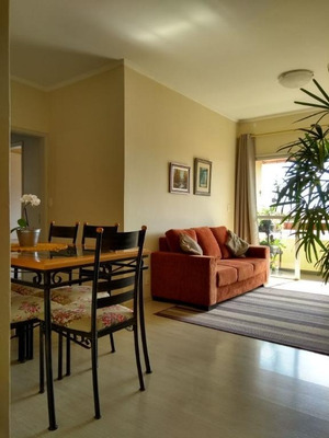 Apartamento Em Jardim Guarani, Campinas/sp De 80m² 3 Quartos À Venda Por R$ 360.000,00 - Ap230195