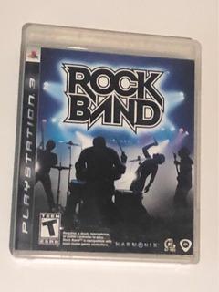 Rock Band Ps3 Videojuego
