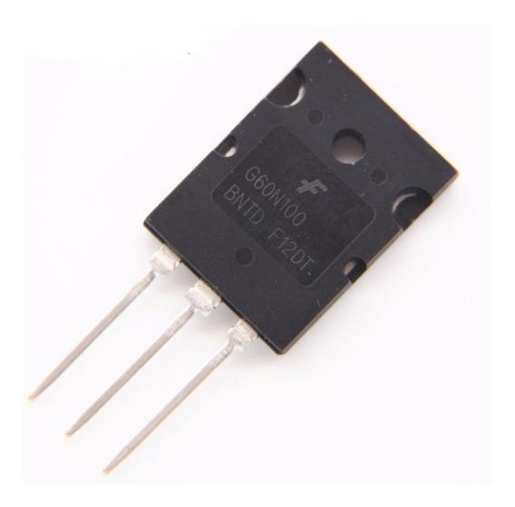 Transistor Igbt G60n100bntd G60n100 60n100 1000v 60a 180w