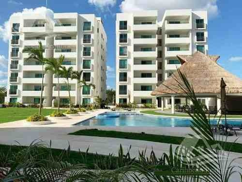 Departamento En Venta En Cancun/aqua