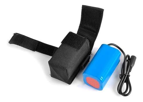 Imagen 1 de 6 de Bateria Extra - Recargable - Ideal Para Focos De Caza