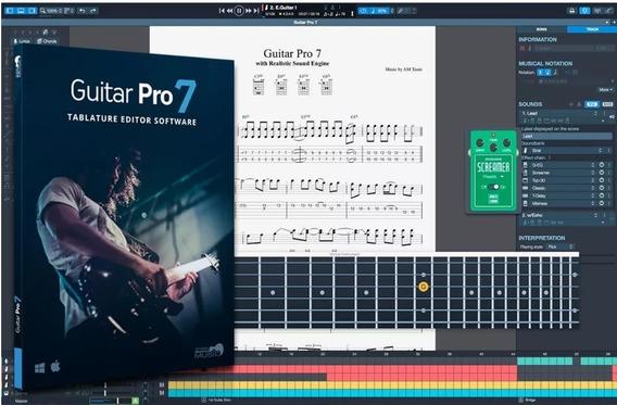 Guitar Pro 7.5 Mac Osx (pacotão C/ Soundbanks + Instalação)
