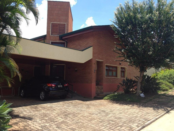 Casa Residencial À Venda, Parque Taquaral, Campinas - Ca0041. - Ca0041