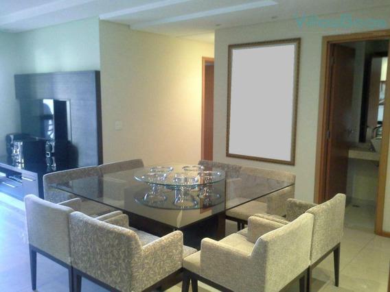 Apartamento Com 4 Dormitórios, 114 M² - Venda Por R$ 780.000,00 Ou Aluguel Por R$ 3.900,00/mês - Vila Adyana - São José Dos Campos/sp - Ap1326