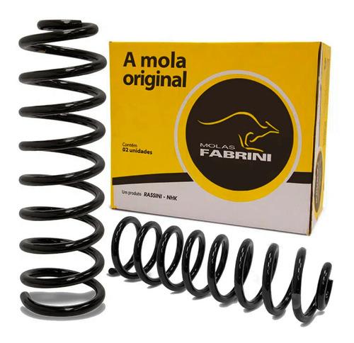 Imagem 1 de 2 de Mola Dianteira Fabrini Fiat Tempra 92/99 (par)