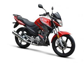Yamaha Ybr 125 Z Delcar Motos