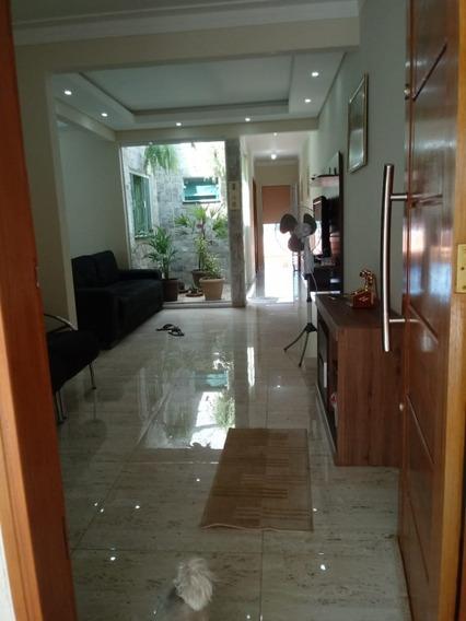 Casa Em Jardim Flamboyant, Jacutinga/mg De 180m² 2 Quartos À Venda Por R$ 319.900,00 - Ca140154