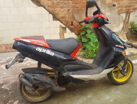 Peças Para Scooter Aprilia Sr 50 Racing