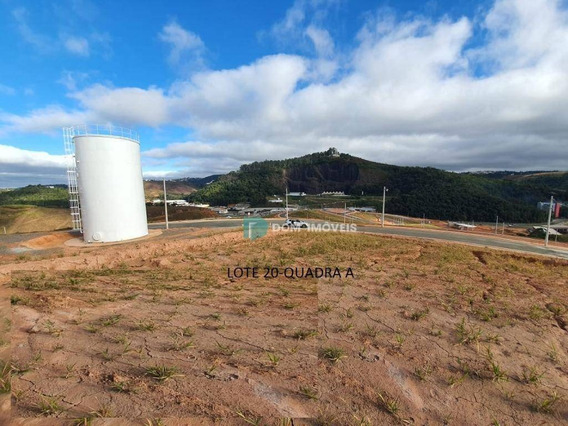 Terreno Condomínio Estrela Alta, 454 M² Por R$ 390.000 - Salvaterra - Juiz De Fora/mg - Te0170