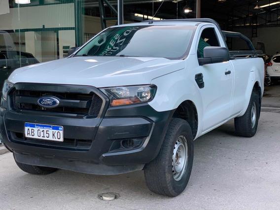 Ford Ranger 2.5 Cs Ivct Xl 166cv 2017