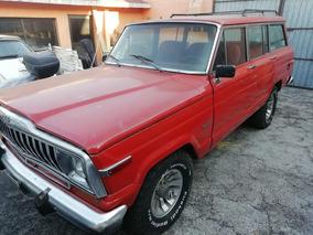 Jeep Wrangler 1985