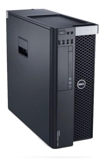 Workstation Dell Precision T3600 Xeon E1607 32gb Hd 4x-600gb