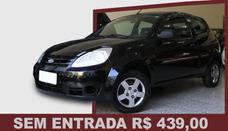 Ford Ka 1.0 Flex 3p 2011/ Sem Entrada R$439,00