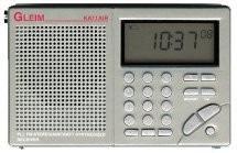 Rádio Gleim Ka11 Air Receiver