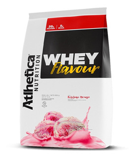 Whey Protein Flavour 850g - Atlhetica - (sabor Do Best Whey)