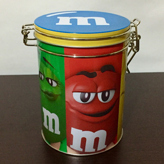 1 Bote Dulcero Chocolates M&m