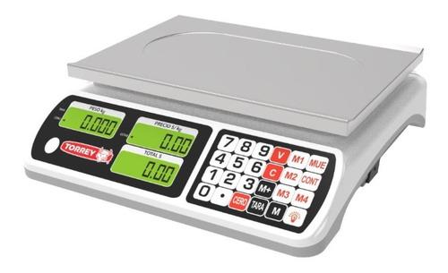 Bascula Torrey Digital 40kg Sxe-40 Rbanda