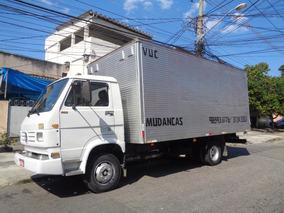 Vw 7100 Em Otimo Estado C Bau De 5.50 M C Porta Lateral