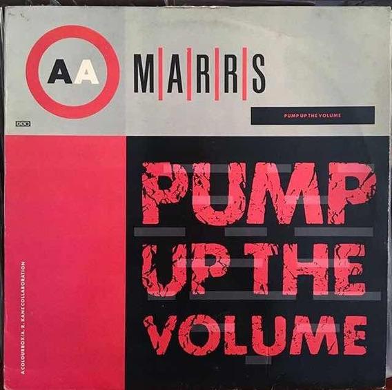 Lp Marrs Pump Up The Volume 12