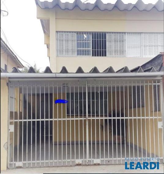 Casa Térrea - Brooklin - Sp - 596223