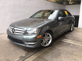 Mercedes Benz Clase C C250 Full Clean