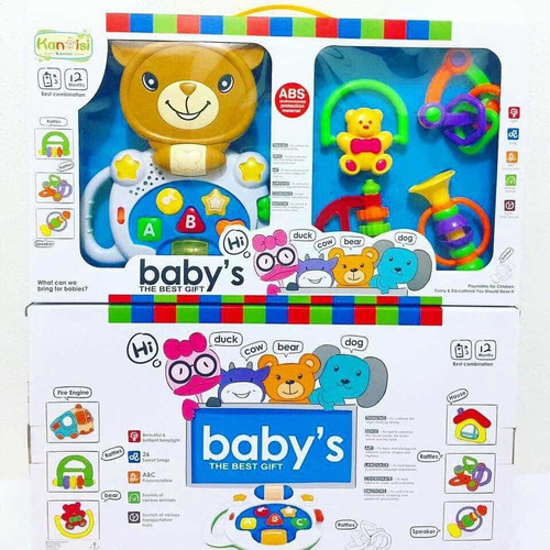 Juguete Didácticos Para Bebés
